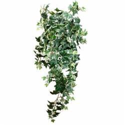 Hiedra artificial colgante hojas grandes