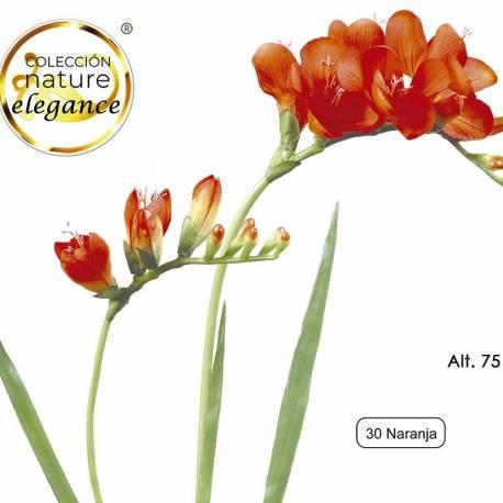 Flor fresia artificial