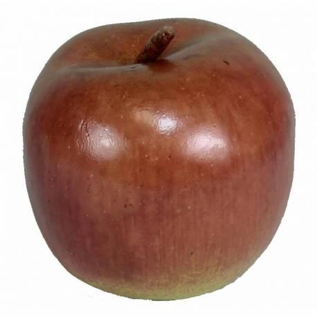 Poma artificial roja