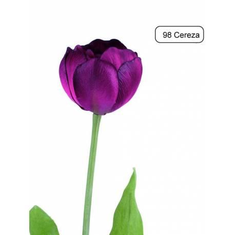 Vara de tulipan artificial