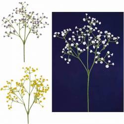 Flor paniculata artificial de plastico