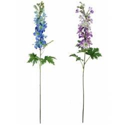 Flor delphinium artificial