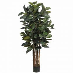 Planta artificial ficus robusta 170