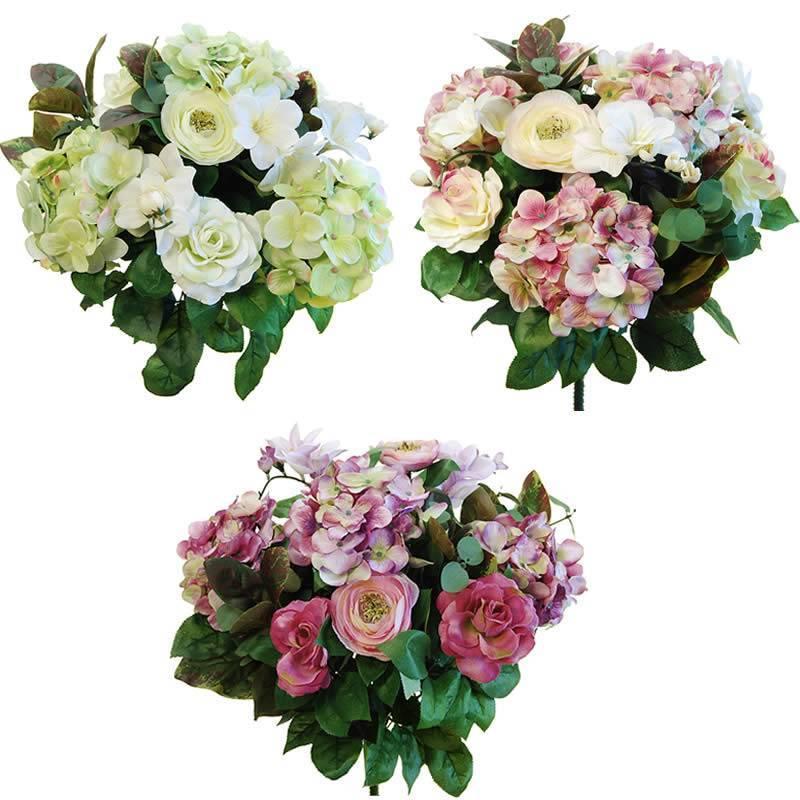Flores artificiales y plantas artificiales venta de ramos for Plantas artificiales