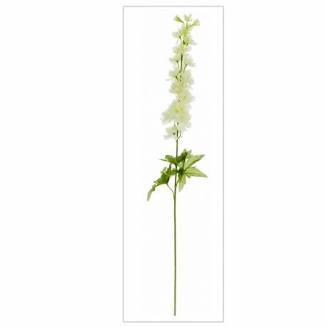 Flor artificial delfinium seda