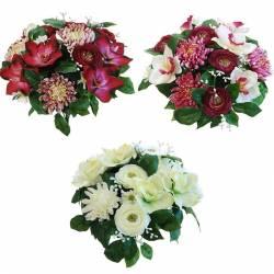 Ram flors artificials cymbidium i mum
