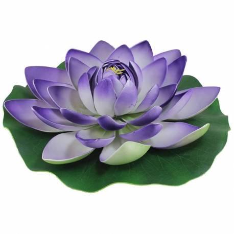 Flor lotus artificial flotant gegant