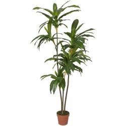 Planta drácena artificial en maceta 175