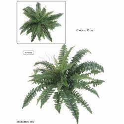 Planta helecho artificial sin maceta 08