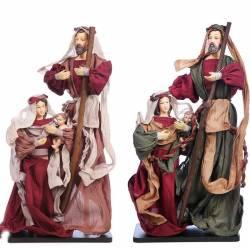 Figuras de Navidad Nacimiento con peana