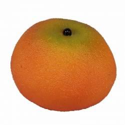 Fruita mandarina artificial