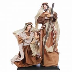 Figuras de Navidad nacimiento pequeño con peana