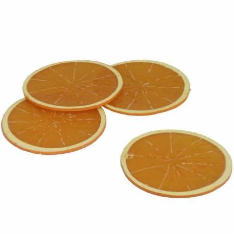 Fruites artificials en rodanxes