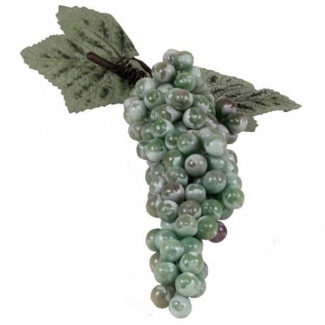 Racimo uvas artificiales granos pequeños