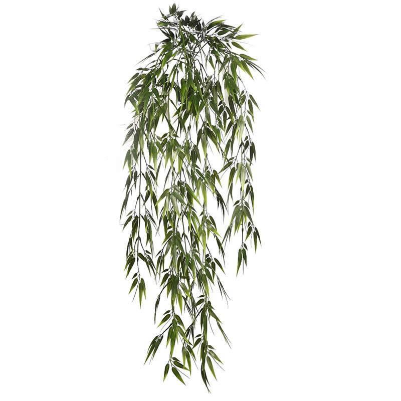Planta artificial colgante bambu de plastico oasis decor - Ikea plantas artificiales ...
