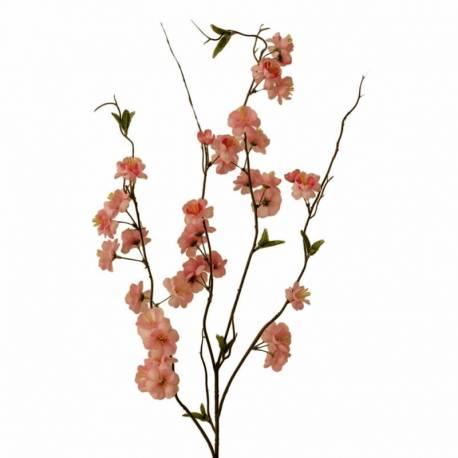 Rama almendro con flor artificial economica