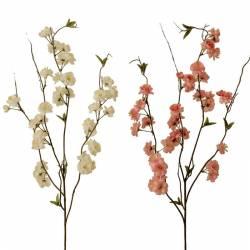 Branca ametler amb flor artificial economica