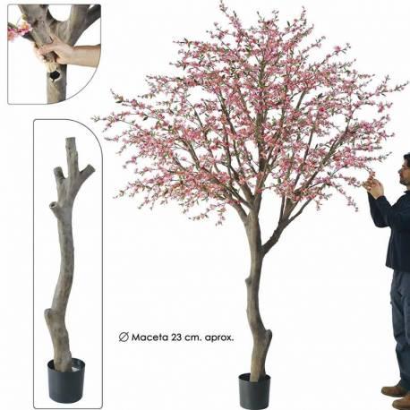 Almendro artificial en flor grande 260