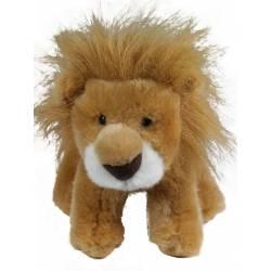 Peluche leon con sonido