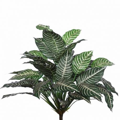 Planta artificial Cebra 060