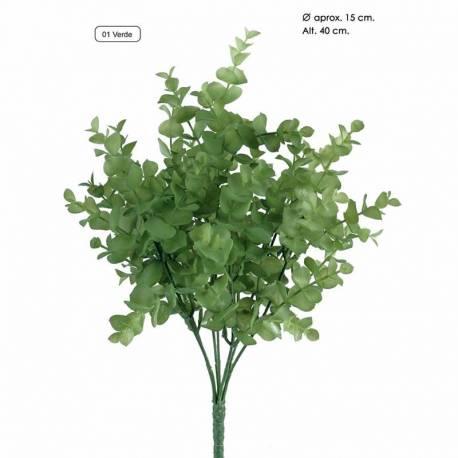 Mata pequeña eucaliptus artificial