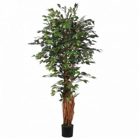 Ficus artificial lianas con maceta 190
