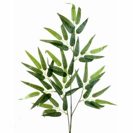 Branca bambú artificial 060