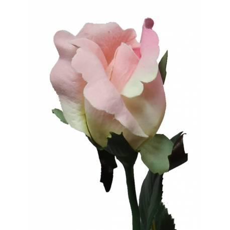 Capullo rosa artificial garden