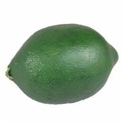 Llima artificial verd de plastic