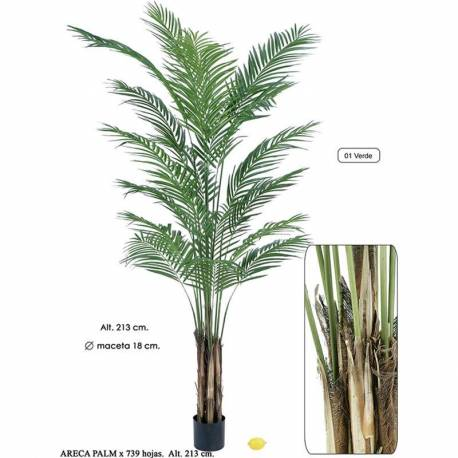Palmera artificial Areca 213