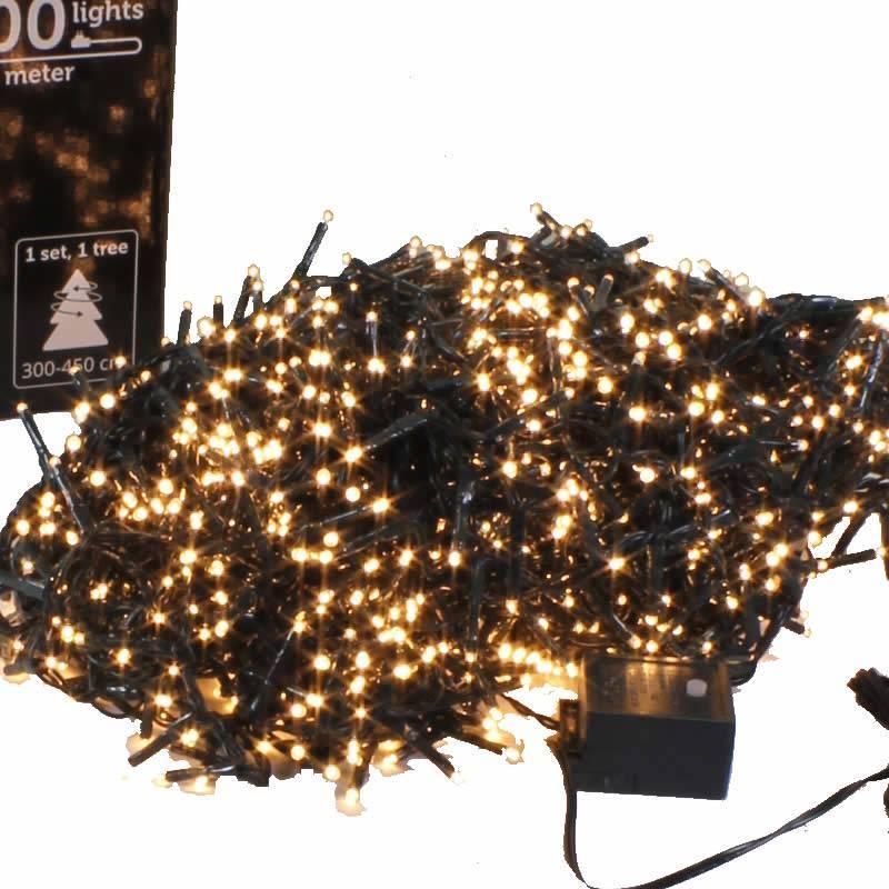Guirnalda 1500 luces led lumineo exterior oasis decor - Guirnaldas leds para exterior ...