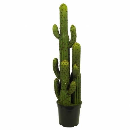 Cactus artificial desierto latex mediano 073