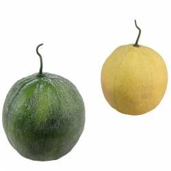 Pequeño melon artificial