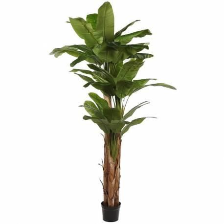 Platanera artificial tres troncos 240