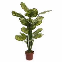 Planta artificial calathea 120
