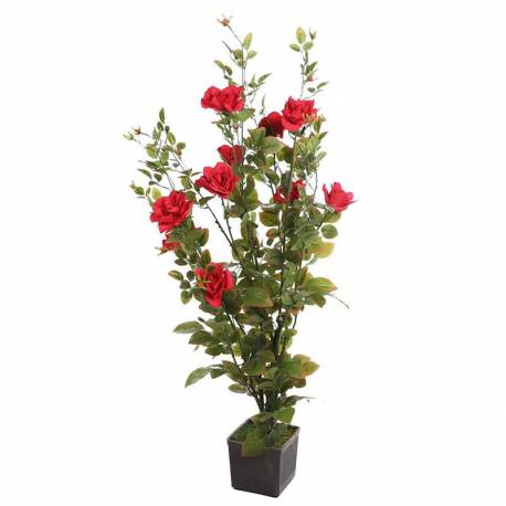 Planta rosal artificial 140
