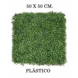 Placa boix artificial 50x50