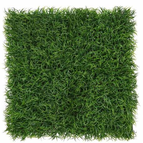 Placa herba artificial