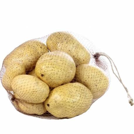 Malla patatas artificiales