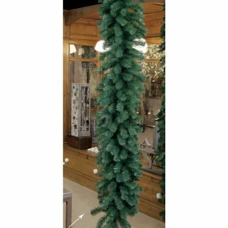 Guirnalda pino artificial abeto extra ancha