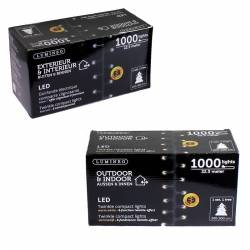 Guirnalda 1000 luces led Lumineo exterior