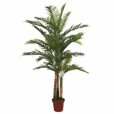 Palmera artificial tres troncs 170