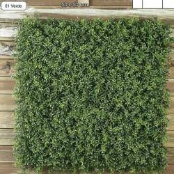 Placa grass artificial 50x50