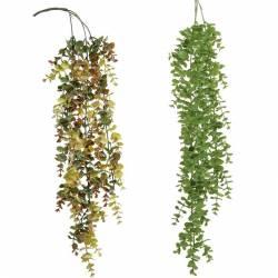Planta colgante eucalyptus artificial