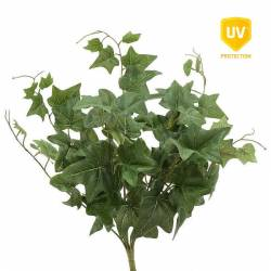 Planta hiedra artificial con proteccion UV
