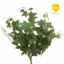 Planta hiedra artificial con proteccion UV