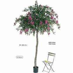 Arbol bouganvilla artificial grande 260