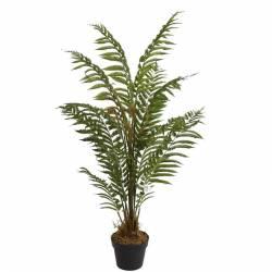 Planta helecho artificial arboreo