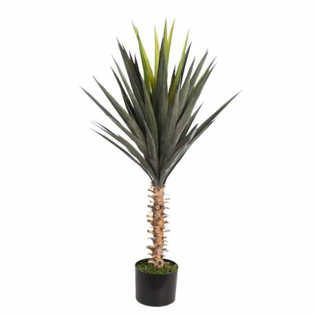 Planta agave artificial plastico
