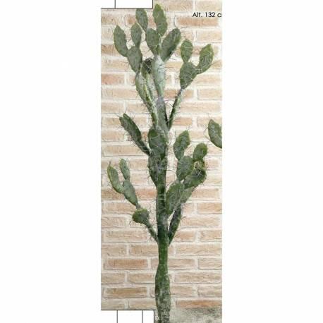 Cactus artificial Opuntia Prasina sin maceta 132